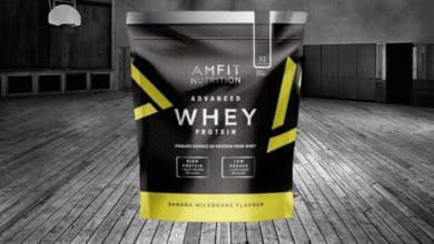Advanced Whey Protein von Amazon