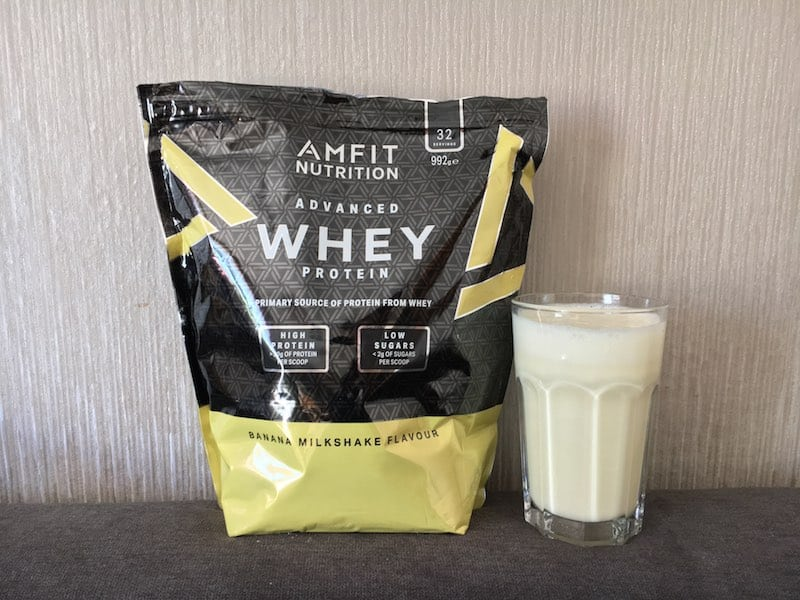 Advanced Whey Protein Test