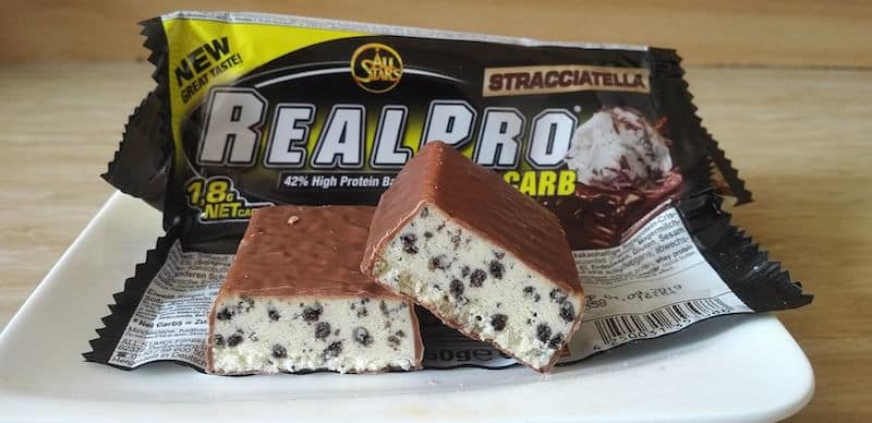 AllStars Real Pro Low Carb Test