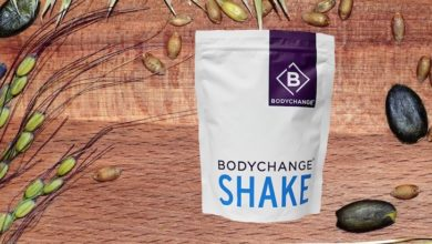 Bodychange Shake