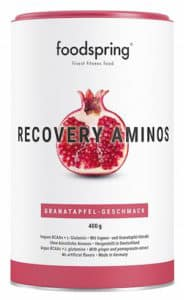 Foodspring Recovery Aminos