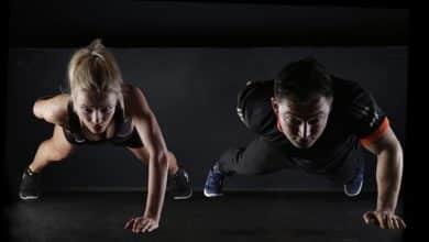 Kraftraining und Muskeltraining
