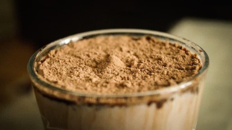 Molken Protein als Genussmittel
