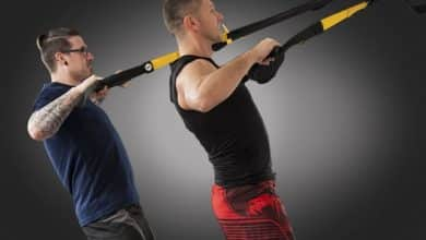 TRX Training zum Muskelaufbau