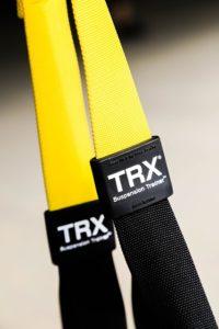 TRX Training ist bestens für den Muskelaufbau geeignet
