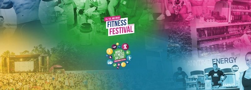 Der World Fitness Day 2018 in Frankfurt