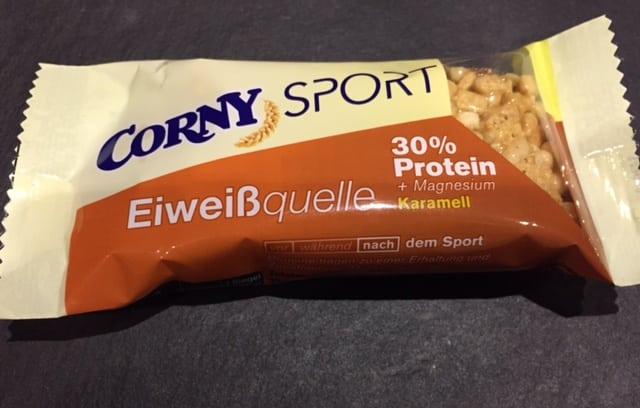 corny sportriegel Test