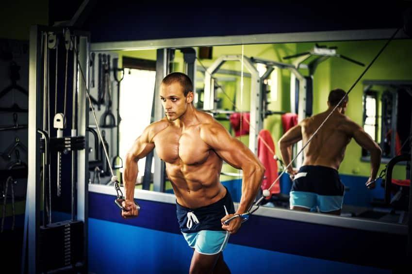 Abnehmen mit Muskeltraining