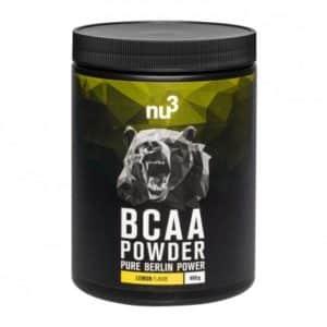 nu3 BCAA Pulver Test