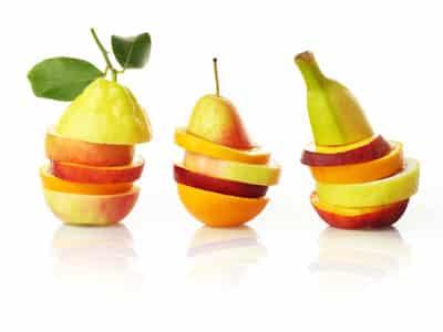 Obst gehört auch zur gesunden Sixpack Ernährung