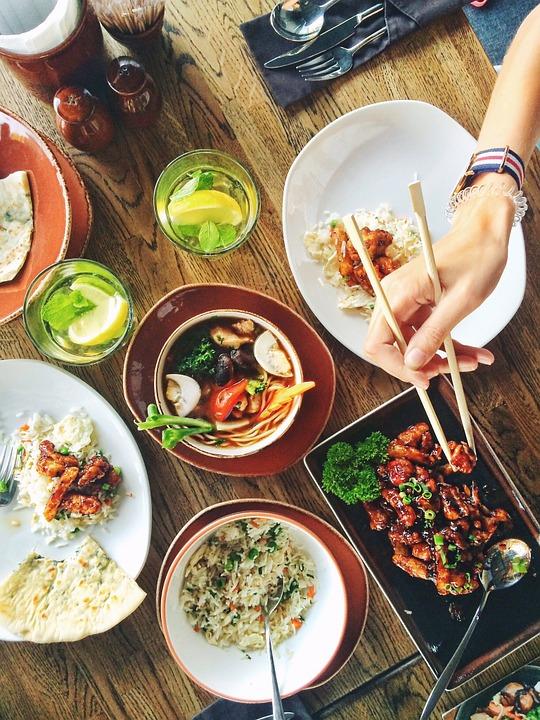 schnell gesund zunehmen essen